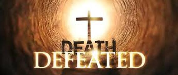 Death defeated, Jesus, Jesus died and rose again, three days and three nights, heart of the earth